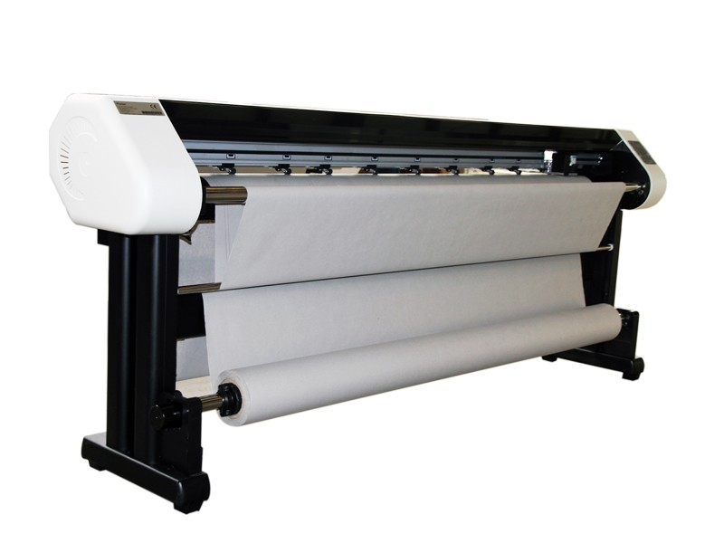 Vertical Inkjet Cutting Plotter