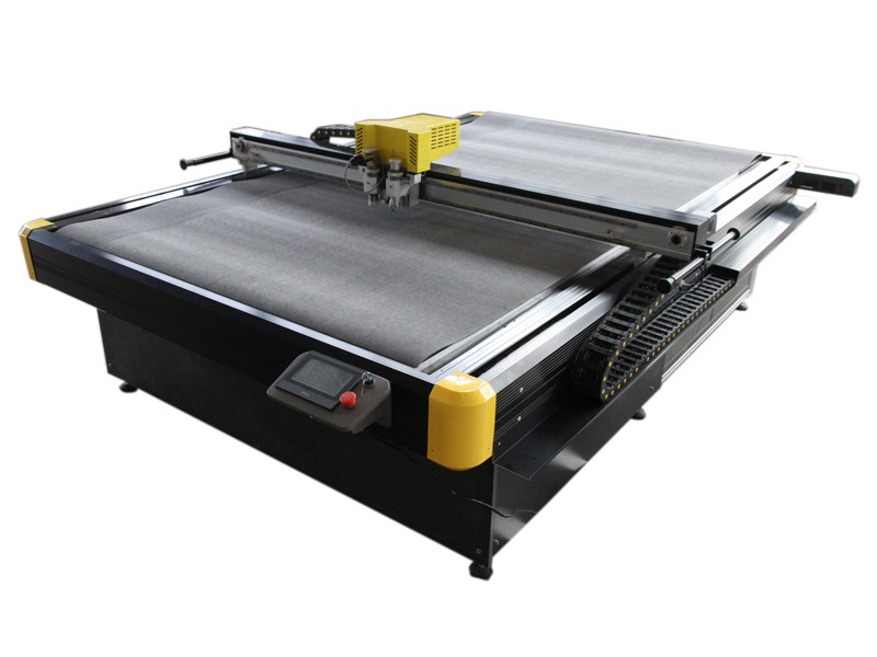 Digital Cutter/Oscillating Knife Cutting Machine
